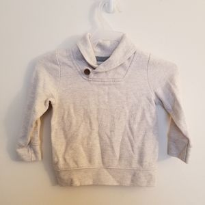 Old Navy Pull on Sweater with Button on Neck